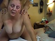 Mature bbw wife screwed