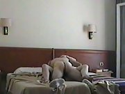My italian wife victory fuck a hotel apartment