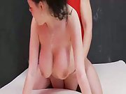 Yam-sized innate tit amateur trying anal invasion romp hoping to make a great sex