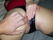 A little fun with my sexy ass wife part 2