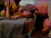 Housewife sex wifey having fun with her first big ebony cock