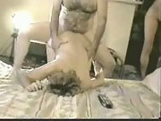 A night of extreme fucking wife double invasion with friend of hers